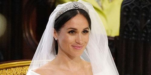 Nữ hoàng Anh cho hôn thê của Hoàng tử Harry mượn vương miện kim cương  - Ảnh 1