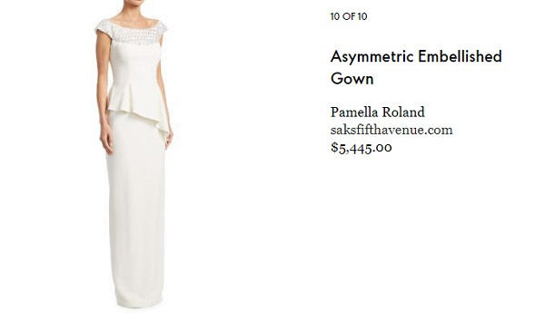 10 mẫu đầm trắng đẹp lộng lẫy như váy cưới Givenchy của công nương Meghan giá chỉ từ 3,6 triệu đồng - Ảnh 11
