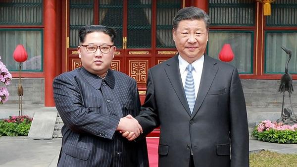 Sau hội nghị Mỹ - Triều bị hủy, lãnh đạo Kim Jong-un lại sắp ghé thăm Bắc Kinh lần thứ 3? - Ảnh 1
