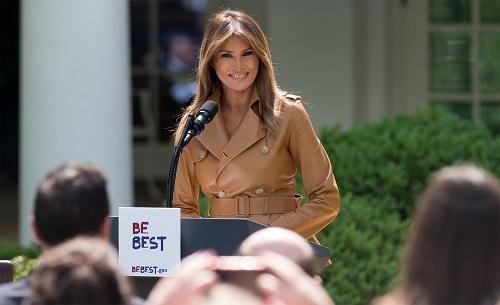 Đệ nhất phu nhân Mỹ Melania Trump không xuất hiện trước công chúng suốt 19 ngày qua - Ảnh 1