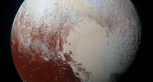 Giải mã bí mật 'hành tinh lùn': Sao Diêm Vương được hình thành từ hàng tỷ sao chổi - Ảnh 1