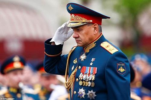 Quân đội Nga diễn tập rầm rộ, phô diễn sức mạnh chuẩn bị mừng Ngày Chiến thắng - Ảnh 5