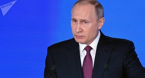 Trước giờ nhậm chức, ông Putin nêu nhiệm vụ của chính phủ trong những năm tới - Ảnh 1
