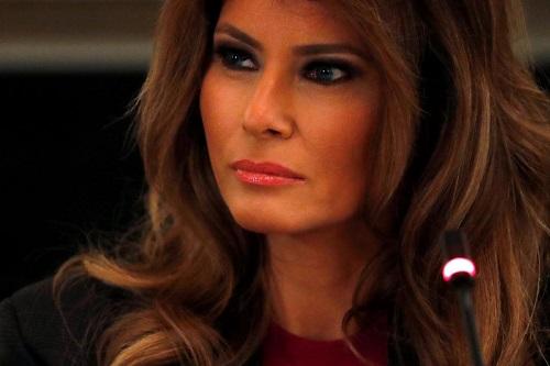 Bà Melania sẽ không cùng ông Trump dự hội nghị Mỹ-Triều - Ảnh 1