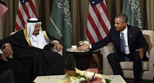 Ả rập Saudi từng tặng chiếc vali 'đầy đồ trang sức quý giá' cho phụ tá của ông Obama  - Ảnh 1