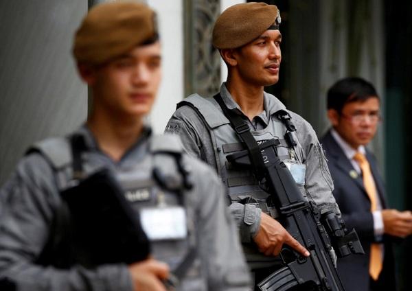 Singapore huy động các chiến binh thiện chiến nhất thế giới bảo vệ hội nghị thượng đỉnh? - Ảnh 1