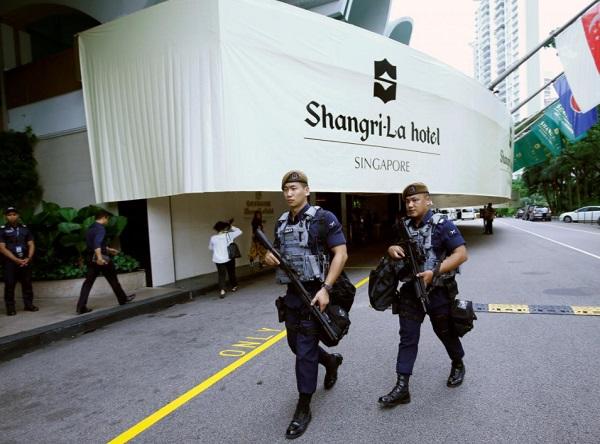 Singapore huy động các chiến binh thiện chiến nhất thế giới bảo vệ hội nghị thượng đỉnh? - Ảnh 2