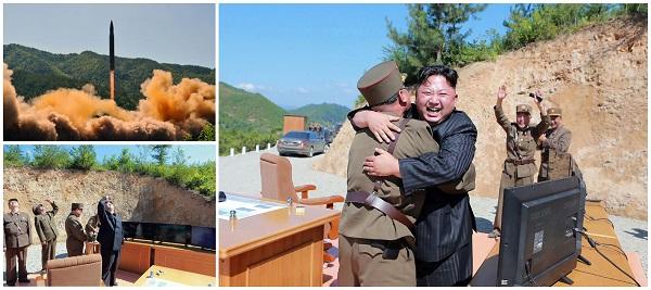Nhìn lại gần 7 thập kỷ quan hệ ngoại giao Mỹ - Triều Tiên qua ảnh - Ảnh 22
