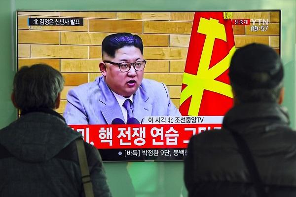 Nhìn lại gần 7 thập kỷ quan hệ ngoại giao Mỹ - Triều Tiên qua ảnh - Ảnh 26
