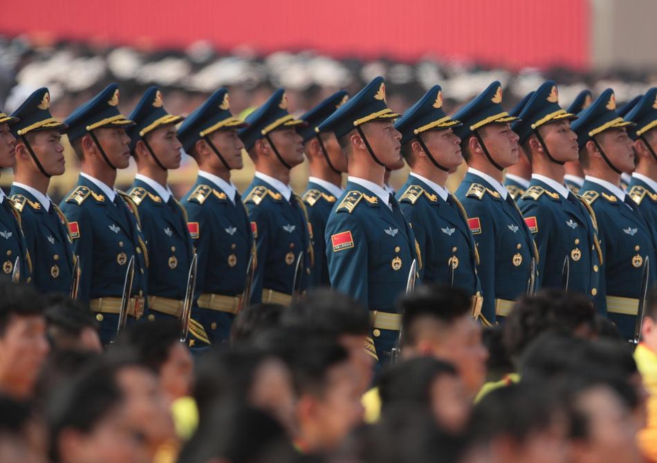 15.000 binh sĩ, 160 máy bay tham gia lễ duyệt binh kỷ niệm 70 năm Quốc khánh Trung Quốc - Ảnh 8