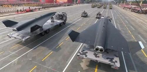 Cận cảnh dàn vũ khí tối tân trong lễ duyệt binh kỷ niệm 70 năm Quốc khánh Trung Quốc - Ảnh 8