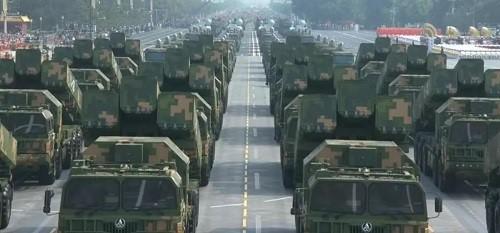 Cận cảnh dàn vũ khí tối tân trong lễ duyệt binh kỷ niệm 70 năm Quốc khánh Trung Quốc - Ảnh 5