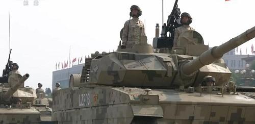 Cận cảnh dàn vũ khí tối tân trong lễ duyệt binh kỷ niệm 70 năm Quốc khánh Trung Quốc - Ảnh 2