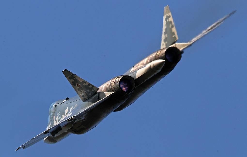 Nguyên nhân khiến chiếc Su-57 sản xuất hàng loạt đầu tiên gặp nạn - Ảnh 1