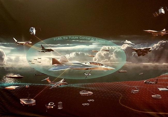 Hệ thống chiến đấu hàng không tương lai FCAS của châu Âu - Ảnh 3