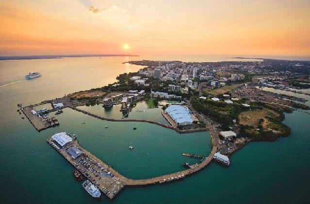 Mục đích triển khai quân cảng nước sâu ở Úc của Mỹ - Ảnh 1