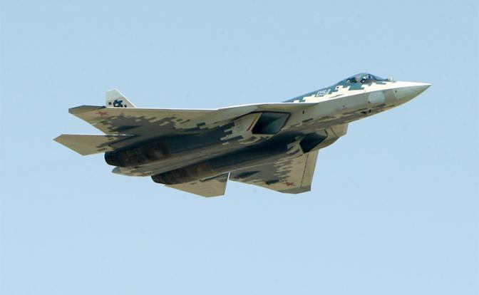 Tiêm kích Su-57 của Nga bất ngờ không còn nằm trong 'danh sách ưu tiên' - Ảnh 1