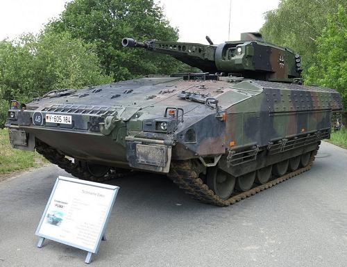 Xe thiết giáp Puma - sai lầm lớn nhất của quân đội Đức? - Ảnh 1