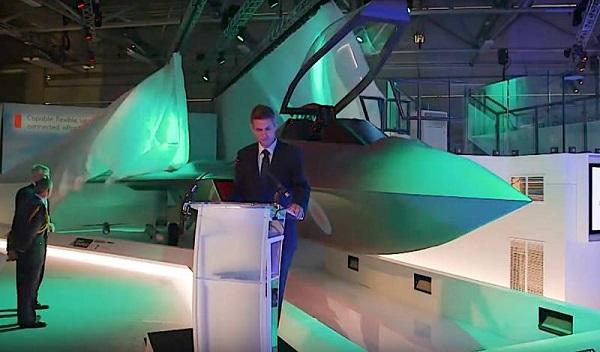 Thêm một quốc gia tham gia vào dự án máy bay chiến đấu thế hệ thứ 6 của châu Âu - Ảnh 1