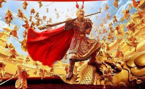 Tây Du Ký: Bốn chiến thần mạnh mẽ đại diện cho Phật, Tiên, Ma, Nhân - Ảnh 1