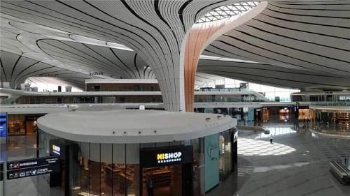 Bên trong siêu sân của Trung Quốc được xây từ 1,6 triệu m3 bê tông, 52.000 tấn thép - Ảnh 5