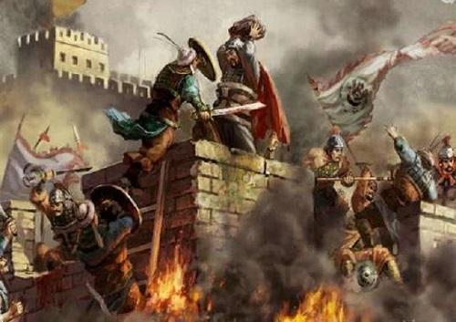 Hai thành trì khó tấn công nhất thời Tam Quốc, Gia Cát Lượng hết cách, Tôn Quyền bất lực - Ảnh 3
