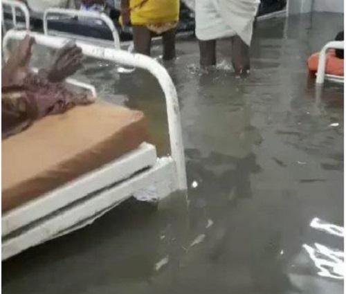 Ấn Độ: Mưa lớn khiến 86 người chết, bệnh viện chìm trong biển nước - Ảnh 3