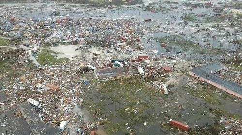 Siêu bão Dorian càn quét Bahamas, tiếp tục thẳng tiến đến Florida - Ảnh 5