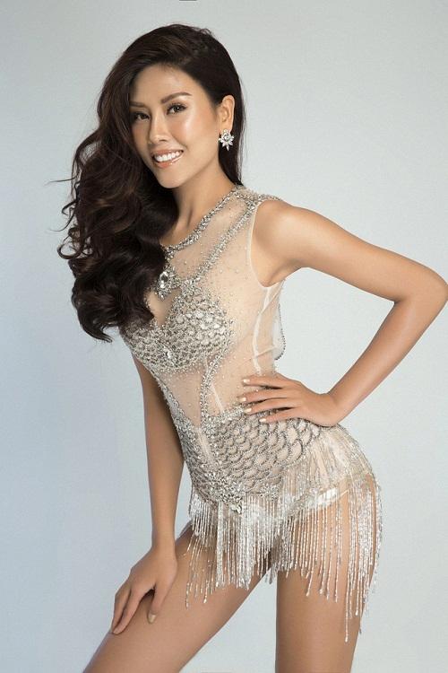 Nguyễn Thị Loan lọt vào top 9 gương mặt nổi bật nhất ở Miss Universe 2017 - Ảnh 3