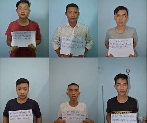 Truy tố 6 thanh niên cưỡng bức hai thiếu nữ say rượu - Ảnh 1