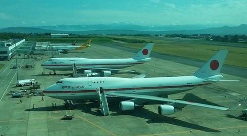 Những tiết lộ thú vị về hai chiếc Boeing 747 của Thủ tướng Nhật Bản - Ảnh 1
