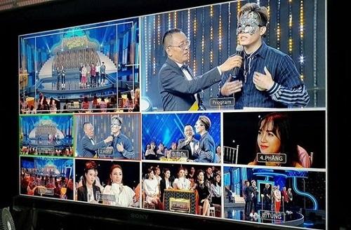 MC Lại Văn Sâm tiếp tục lên sóng VTV - Ảnh 2