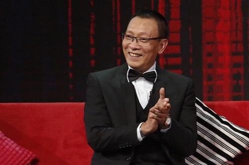 MC Lại Văn Sâm tiếp tục lên sóng VTV - Ảnh 1