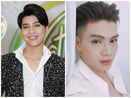 """Theo đuổi kiểu makeup """"hường phấn"""", Noo Phước Thịnh đang biến thành bản sao của Đào Bá Lộc? - Ảnh 3"""