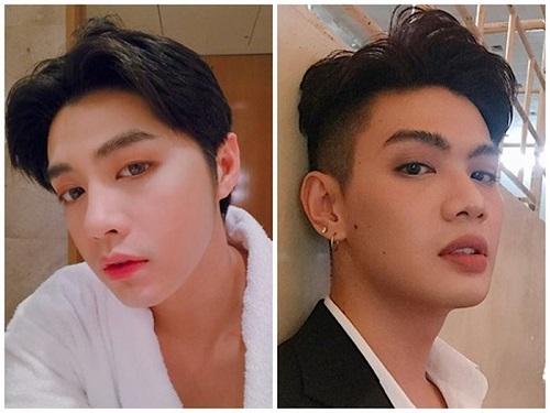 """Theo đuổi kiểu makeup """"hường phấn"""", Noo Phước Thịnh đang biến thành bản sao của Đào Bá Lộc? - Ảnh 4"""