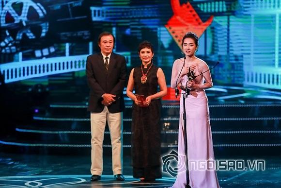 Nhã Phương giành giải nữ chính xuất sắc tại Cánh diều 2017 - Ảnh 2