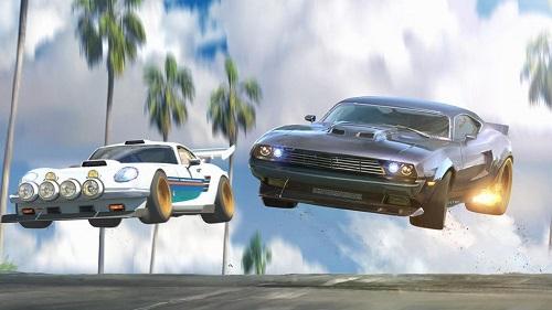 """""""Fast & Furious"""" chuẩn bị tấn công màn ảnh với phiên bản hoạt hình - Ảnh 1"""