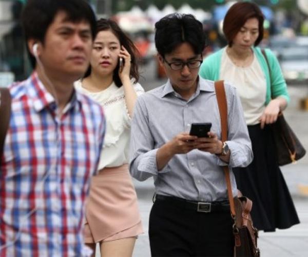 """Hệ thống radar và camera nhiệt của Hàn Quốc cảnh báo """"thây ma smartphone"""" - Ảnh 1"""