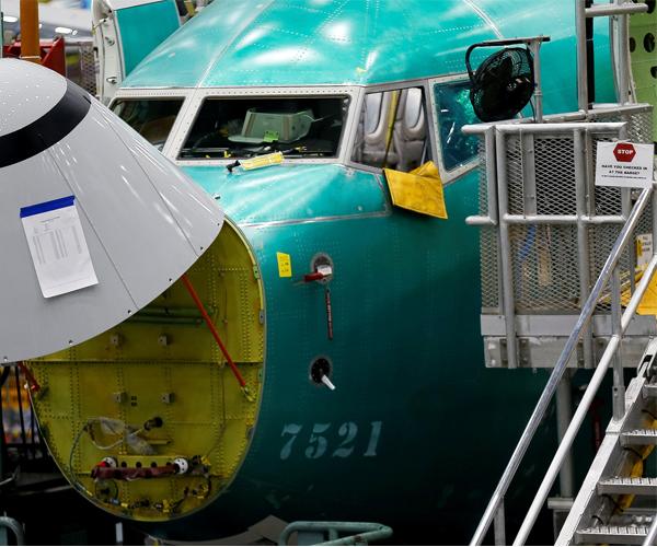 Boeing công bố bản nâng cấp phần mềm cho máy bay 737 MAX - Ảnh 2