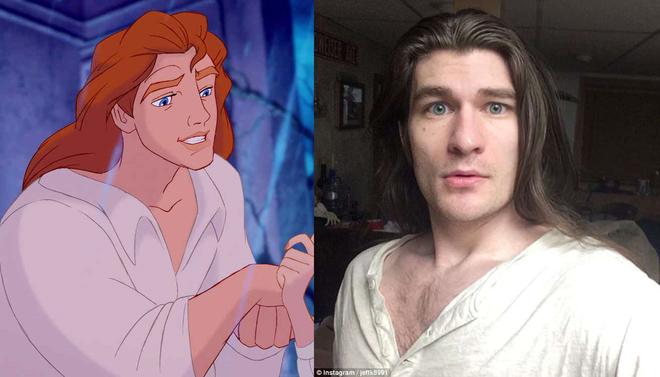"""Lột xác thành """"hoàng tử Disney"""" sau khi giảm 32 kg - Ảnh 2"""