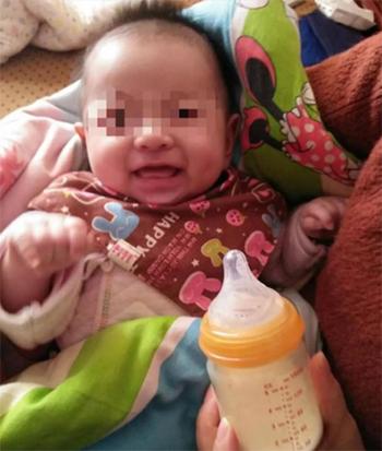 Em bé Trung quốc chào đời 4 năm sau khi cha mẹ thiệt mạng - Ảnh 2