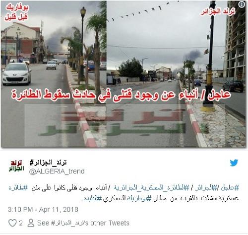 Ảnh hiện trường vụ rơi máy bay quân sự Algeria khiến 200 người chết - Ảnh 2
