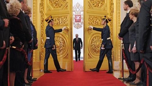 Tổng thống Nga Putin sẽ tuyên thệ nhậm chức vào tháng 5 - Ảnh 1
