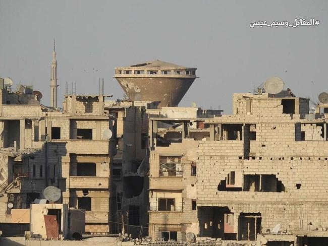 Syria tấn công kép tiêu diệt quân khủng bố ở Bắc Hama và Nam Damascus - Ảnh 3