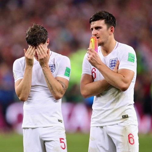 Thất bại trước Croatia, hàng loạt cầu thủ Anh bật khóc như mưa - Ảnh 2