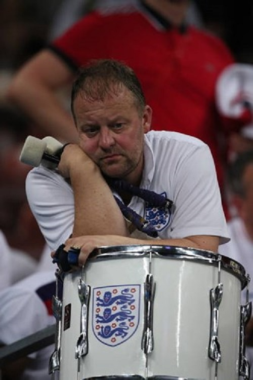 Thất bại trước Croatia, hàng loạt cầu thủ Anh bật khóc như mưa - Ảnh 9