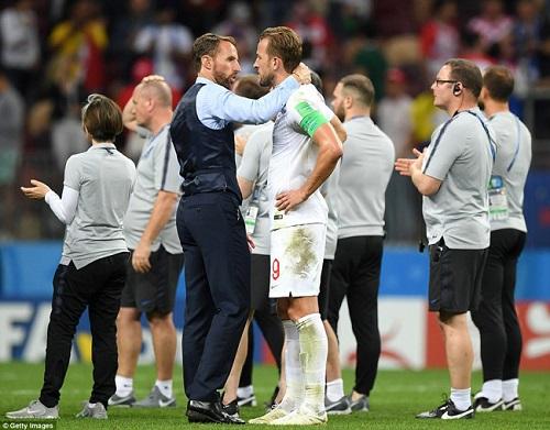 Thất bại trước Croatia, hàng loạt cầu thủ Anh bật khóc như mưa - Ảnh 7