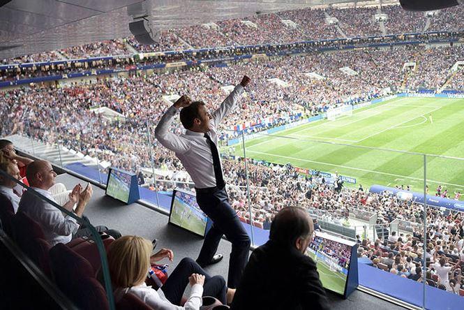 10 khoảnh khắc đáng nhớ của World Cup 2018 - Ảnh 1