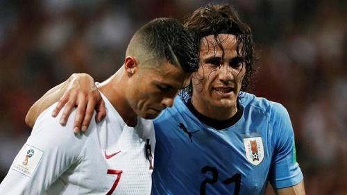 Cavani liệu có thế chỗ Ronaldo tại Real Madrid? - Ảnh 1