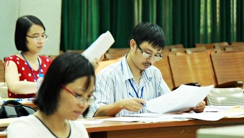 Chấm thi THPT quốc gia 2018: Đã có nhiều bài thi môn văn bị điểm liệt - Ảnh 2